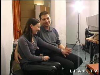 Sodo au bureau лити ce jeune пара недосвідчена francais