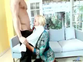big boobs, maduro, todo rubia en línea