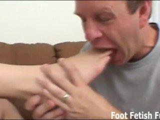 heetste footjobs vid, footfetish neuken, plezier foot-job neuken