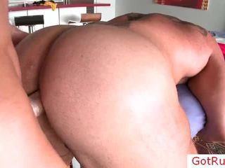 Real unfathomable gay anal massagem