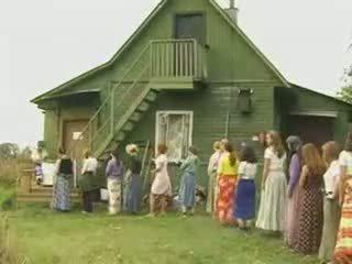 בוגר נשים מזיין ב the מדינה