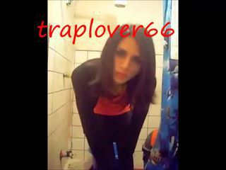 great crossdresser clip, ideal compilation vid, nice homemade action