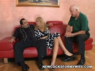real cuckold clip, more mix, new wife fuck film