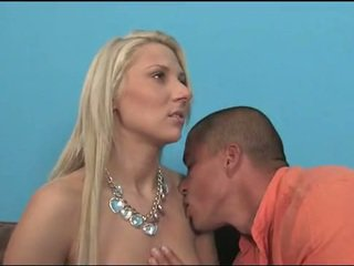 meest blond video-, mind film, nieuw control