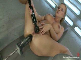 controleren fucking machines thumbnail, fuck machine neuken, mooi dildo sex klem