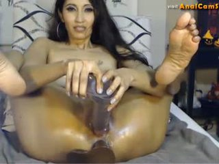 Asiatique nana mai linn loves anal