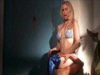 Carla Gugino Elektra Luxx