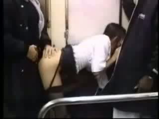 Gangbang dalam keretapi video