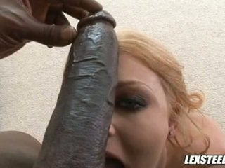 Blonde Bitch Sophie Dee Is Getting Screwed On Her Fascinating Hole Until She Cums