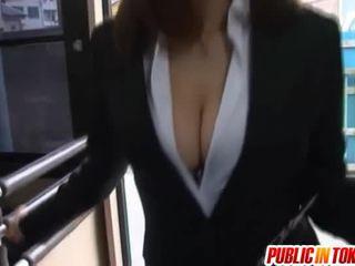 Yuma asami хубав публичен порно