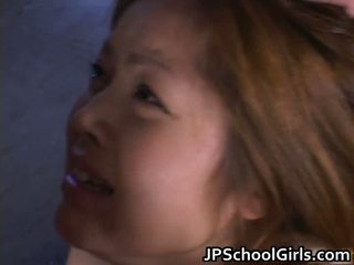 Cinema Yuki Asian High School Student