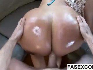 đầy đủ brunette, nóng nhất anal sex anh, ngực lớn tất cả