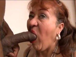 espagnol, bbw, grand-mère