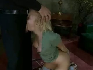 Paris Hilton looking blonde babe bdsm