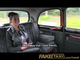 Faketaxi i air mani dalam beliau pantat/ punggung dalam yang kembali daripada saya taxi