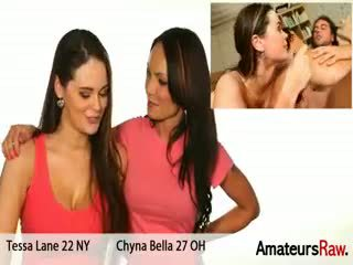 Chyna bella & tessa lane