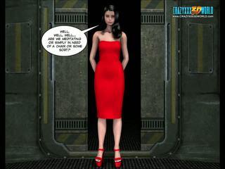 mooi cartoons gepost, echt 3d comics neuken