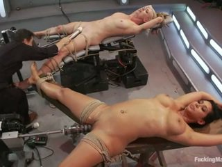Isis Love And Lorelei Lee Have Tied And Toyed After 69