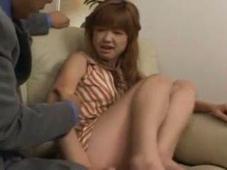 online brunette thumbnail, japanse thumbnail, speelgoed klem