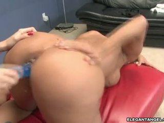 kijken brunette, speelgoed tube, meer mond porno