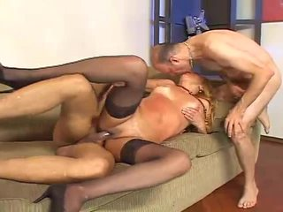 Have fun with bisex scene