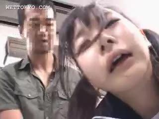 المثالي امرأة سمراء المثالي, اليابانية شاهد, حقيقي اللسان معظم