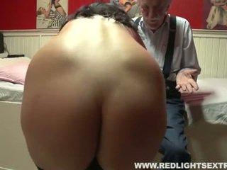 Alt mann visits prostituierte