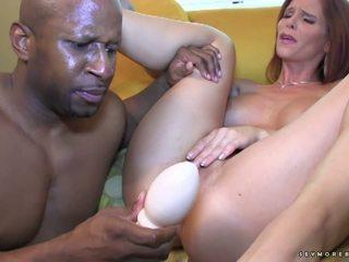 sex toy, blowjob, anal
