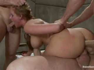 Penthouse Pet Phoenix Marie Is Taken Down And Fucked Hard In Padded Cell