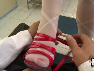 Chrissy - Heels For The Healer - Hlaf