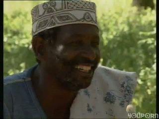 africano, all'aperto, jungle