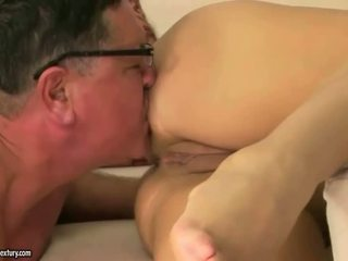 brunette video, nice hardcore sex film, oral sex action