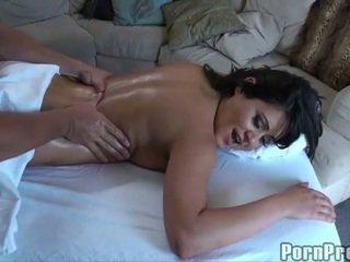 Massage mit von hinten ficken