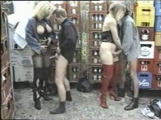 piss, leather, outdoors, classic