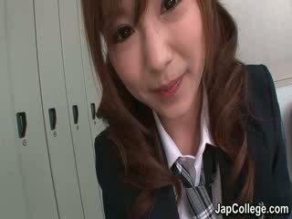 כיף יפני הטוב ביותר, לצפות מציצה יותר, אתה lockerroom נחמד