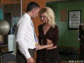 groot pijpen film, blondjes seks, heet zuig- porno