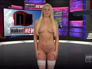 Hot Naked News