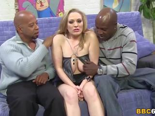 Painful BBC Anal and DP with Vicky Vixen, Porn 8b