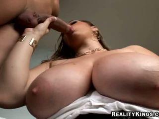 blowjobs, lielas krūtis, milf