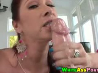 Mare mamele matura ho tiffany mynx throated și anal banged