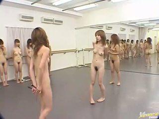 Japoniškas kūdikiai are pakvaišęs moterys