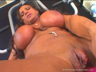 Rhonda lee works rod fontana s armastus muscle