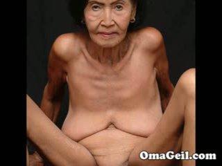 nenek, jatuh tempo, amatir