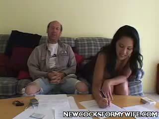 brunete, realitāte, pornstar
