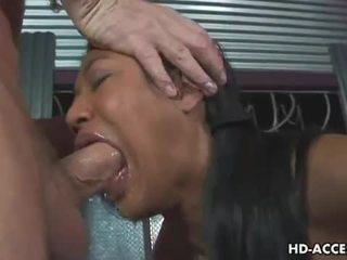 deepthroat, cum in de mond, gezicht neuken
