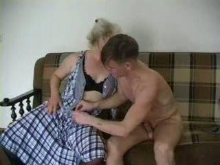 Seksi babica lena in alex