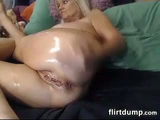 big boobs, webcam, vecenīte