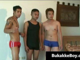 gay blowjob, gay dick cum
