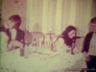 retro porn, vintage sex, retro kön