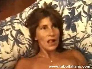 Italian Lady Signora Vogliosa
